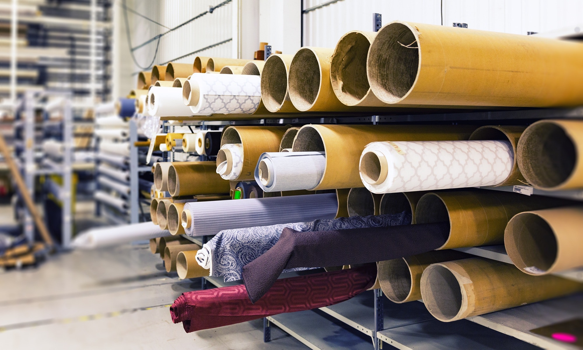 How the Textile Export Industry is in Trouble